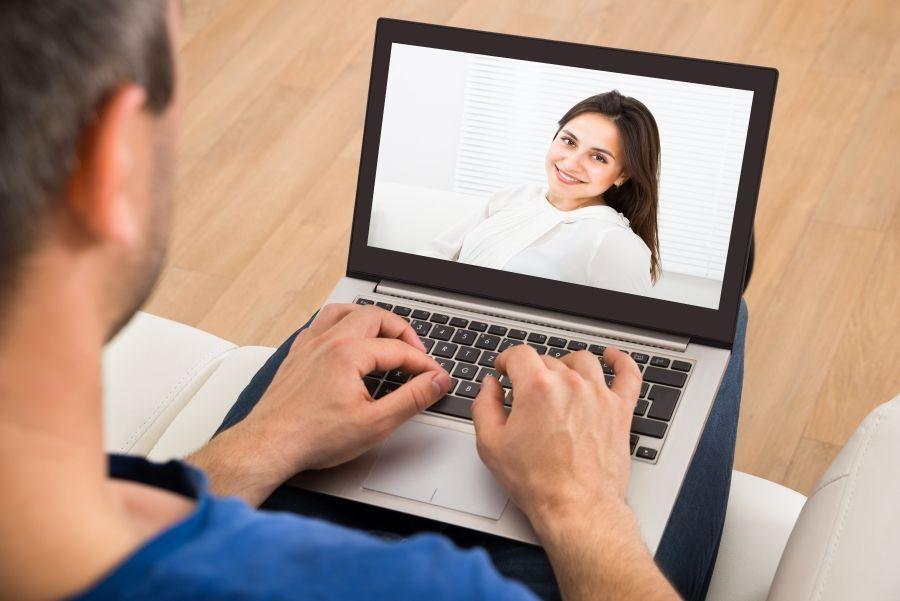 Виртуальные знакомства по веб камере секс