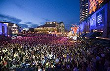 The Festival International de Jazz de Montréal is an annual jazz festival held in Montreal, Quebec, Canada. The Montreal Jazz Fest holds the 2004 Guinness World Record as the world's largest jazz festival. Wikipedia
