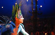 Varekai is a Cirque du Soleil touring production that premiered in Montréal in April 2002. Wikipedia