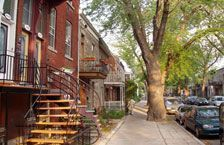 Le Plateau-Mont-Royal is a borough of the city of Montreal, Quebec, Canada. Wikipedia