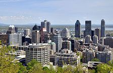 http://en.wikipedia.org/wiki/Downtown_Montreal#mediaviewer/File:Montreal_-_QC_-_Skyline.jpg